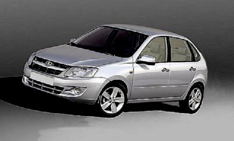 Первые автомобили LADA Granta в варианте кузова «хэтчбек» собраны на Ижевском Автомобильном Заводе