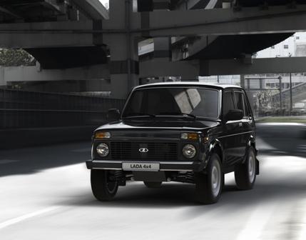 Автомобили LADA 4х4 – дешевле почти на 45 тысяч рублей